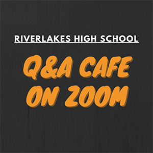 HS Q&A Cafe on Zoom